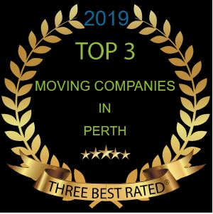 Top Removalist in Perth | Budget Self Pack Containers