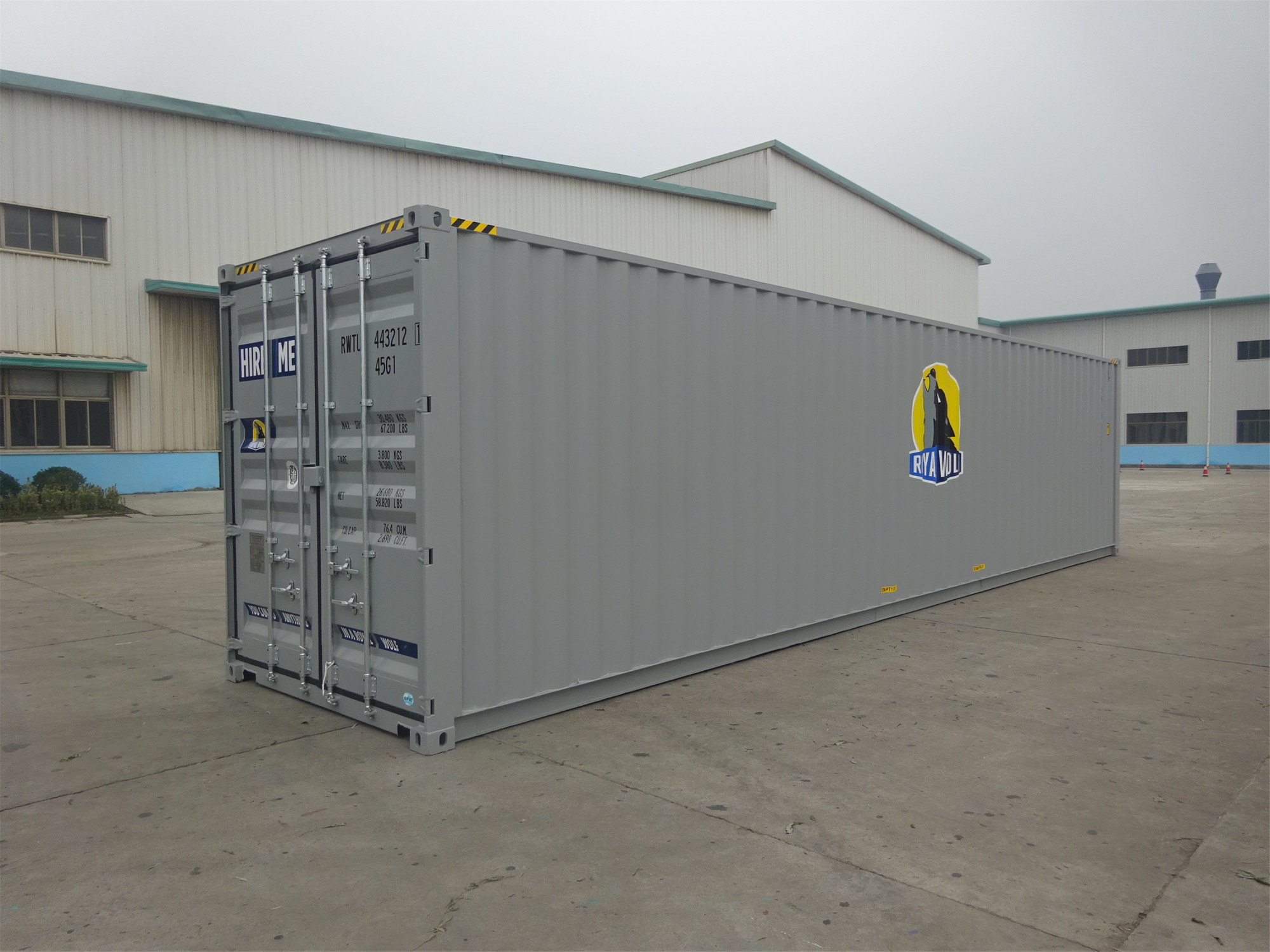 40 Foot Moving Container | BSPC Removalists