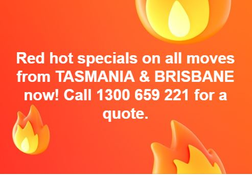 Cheap moving prices from Tasmania | BSPC Removalists