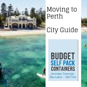 Moving to Perth | City Guide | Budget Self Pack Containers