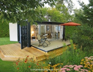 Shipping containers as homes | BSPC Removalists