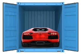 Transport a car in a shipping container | BSPC Removalists