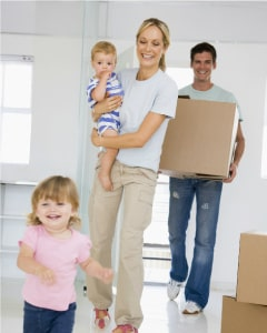 Full Service Removalists | Budget Self Pack Containers