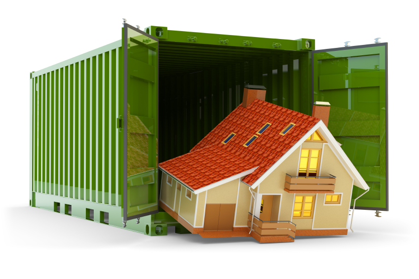 Moving Container Specialists - Budget Self Pack Containers