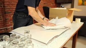 How to pack fragile items | BSPC Removalists