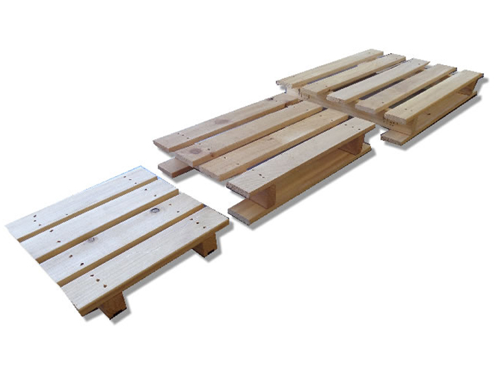 Pallets / Skids for packing - BSPC Removalists