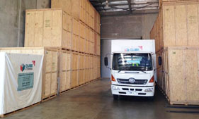 Local Removalist Perth | Budget Self Pack Containers