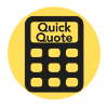 Quick Moving Quote | Budget Self Pack Containers