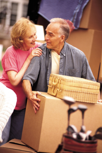 Assistance packing your container - BSPC Removalists
