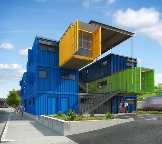 Different Uses For Shipping Containers Bspc Removalists