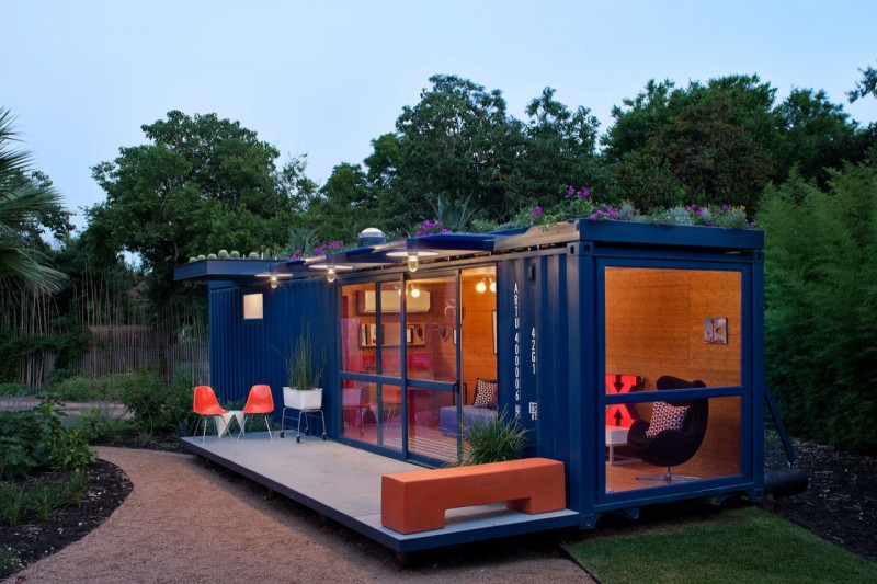 10 Brilliant Uses For Shipping Containers!