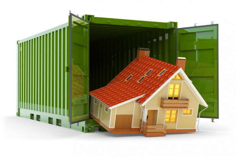 Will My Household Contents Fit Inside A Shipping Container?