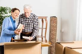 Shipping Container Removals for Seniors