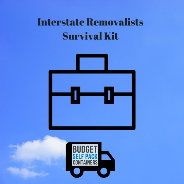 Interstate Removalists Survival Kit