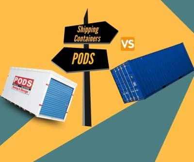 Shipping Containers VS PODS