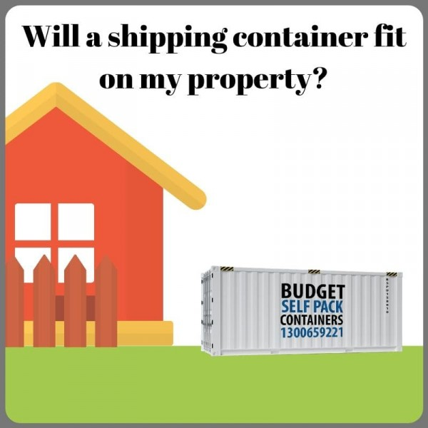 Can I Put A Shipping Container On My Property?