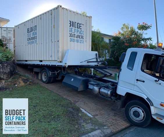 DIY Guide - How To Load A Shipping Container With Household Furniture