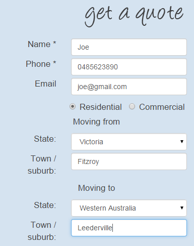 Moving to Perth from Melbourne - BSPC Removalists