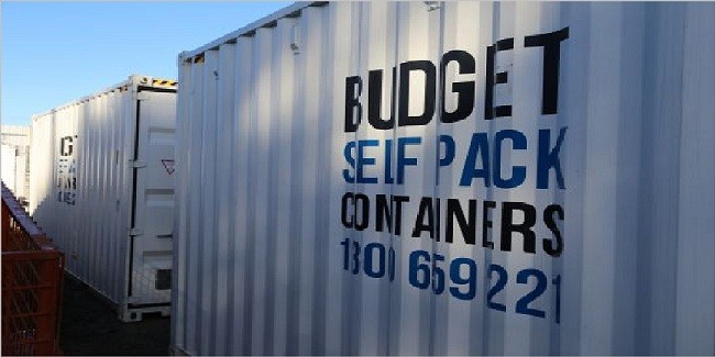 Depot Facilities - Budget Self Pack Containers
