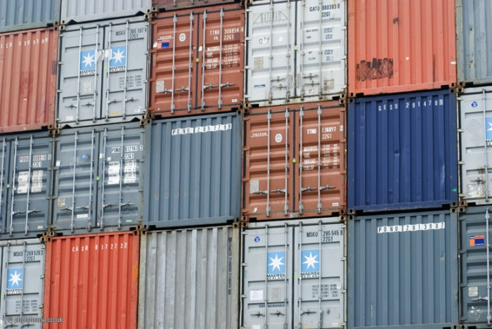 Standard shipping containers - BSPC Removalists