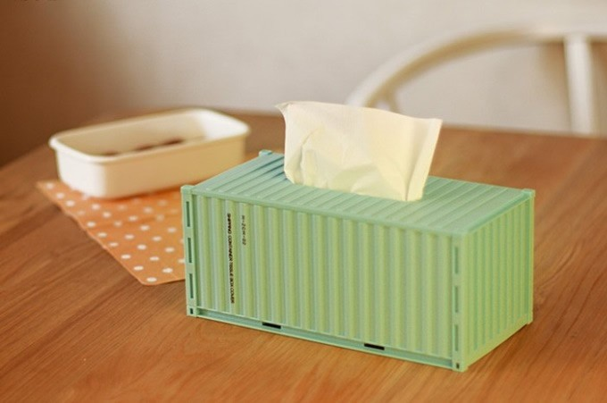 Shipping container tissues - BSPC Removalists