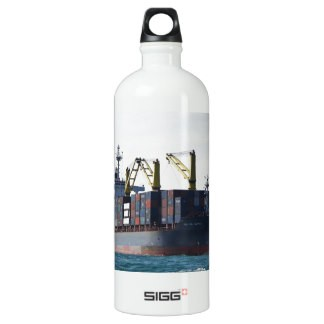 Shipping Container Drink Bottle